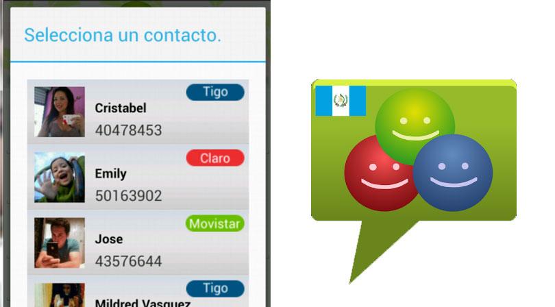 GuateWebMessenger: aplicación de envío de mensajes gratis en Guatemala
