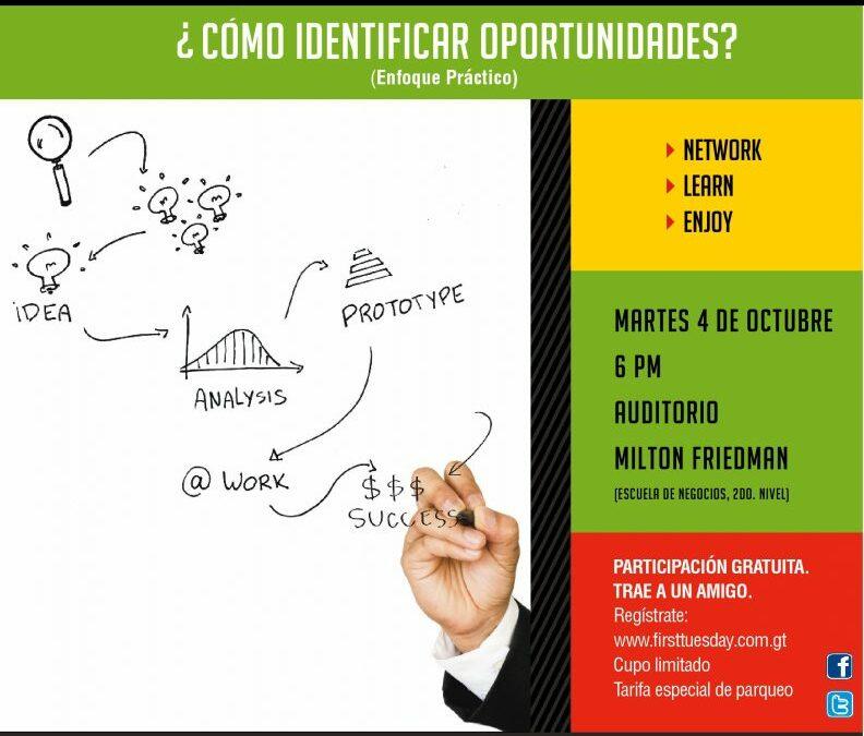 First Tuesday Guatemala, IV Encuentro de Emprendedores