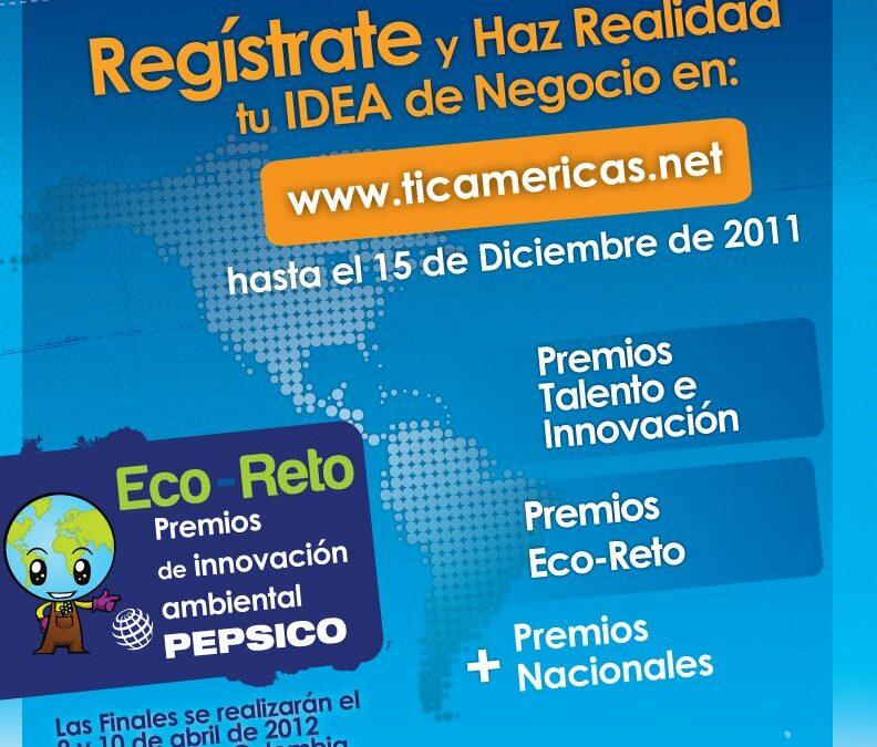 TIC Américas 2012 …No dejes tu idea en una servilleta