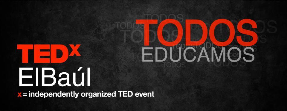 TEDx El Baúl Xela 2012