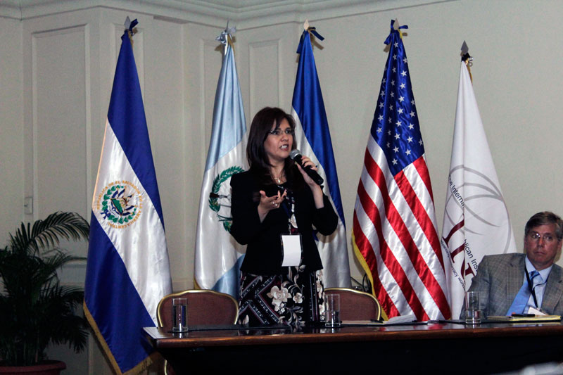Lorena Galvez CEO iLifebelt