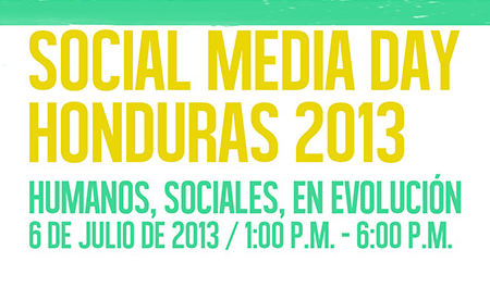 Honduras también celebrando el Social Media Day #SMDayHN