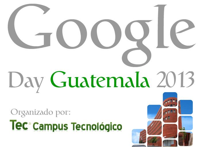 google-day-guatemala-2013