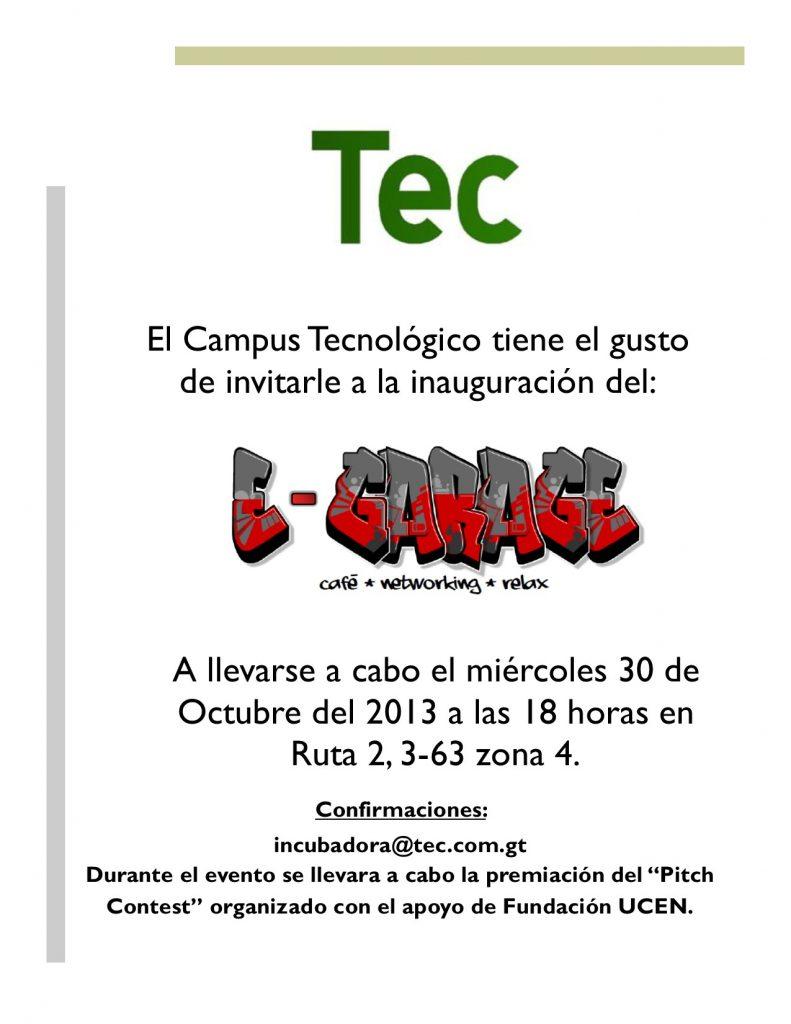 Invitacion-e-garage-Octubre-2013