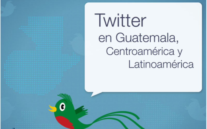 Estudio de Twitter en Guatemala, Centroamérica y Latinoamérica 2011