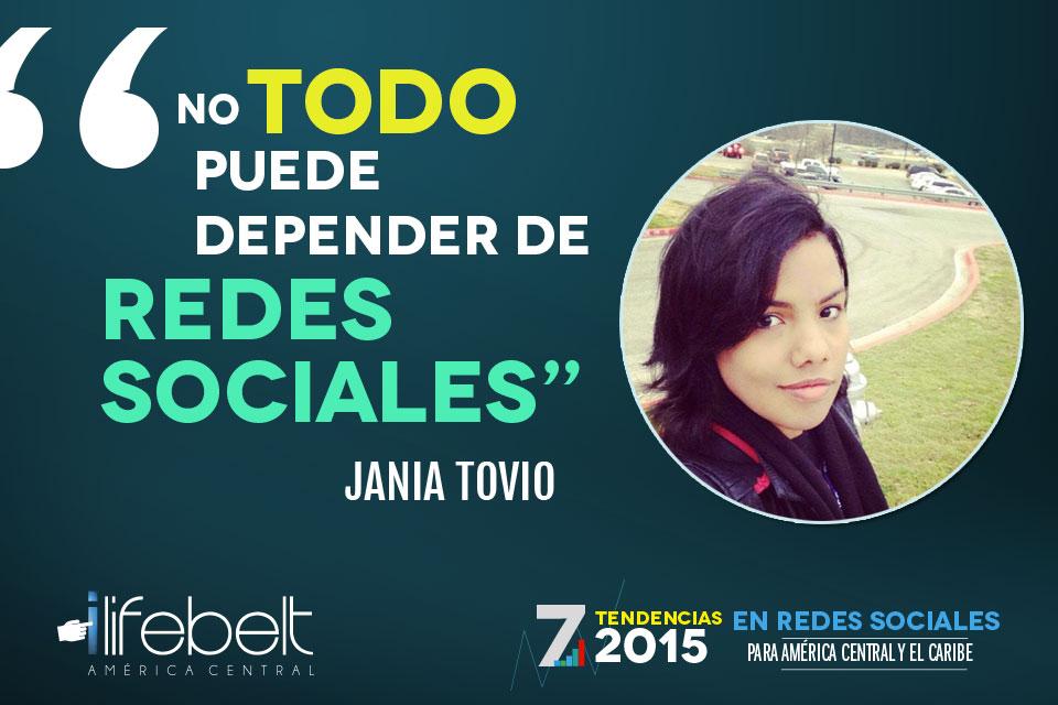 Tendencias en Redes Sociales para Panamá durante 2015