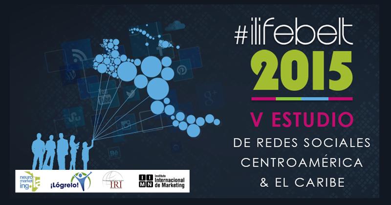 Estudio 2015 de Redes Sociales para Centroamérica y El Caribe