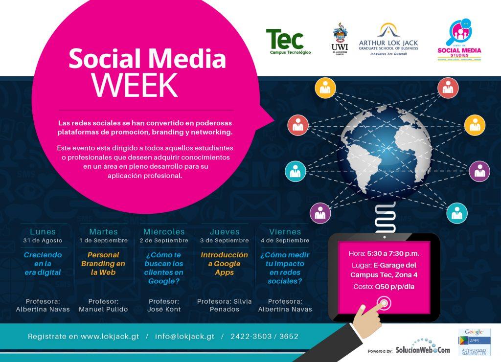 Social Media Week TEC