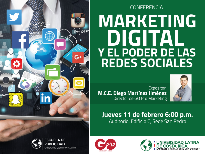 Conferencia Marketing Costa Rica