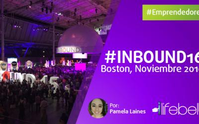 #INBOUND16 Boston en noviembre de 2016