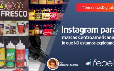 Instagram para marcas: Cuenta la historia con imágenes