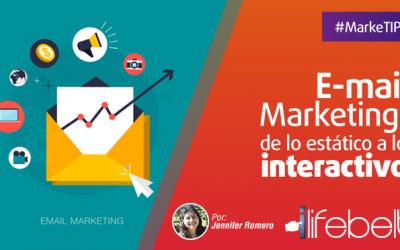 E-mail marketing: De lo estático al interactivo