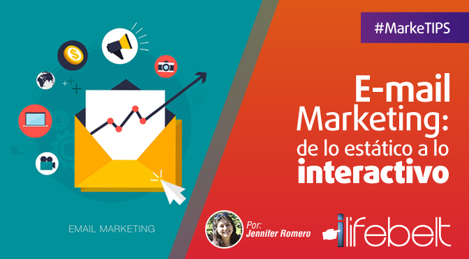 E-mail marketing: De lo estático al interactivo