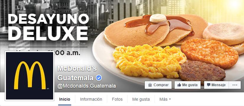 -1 McDonald s Guatemala