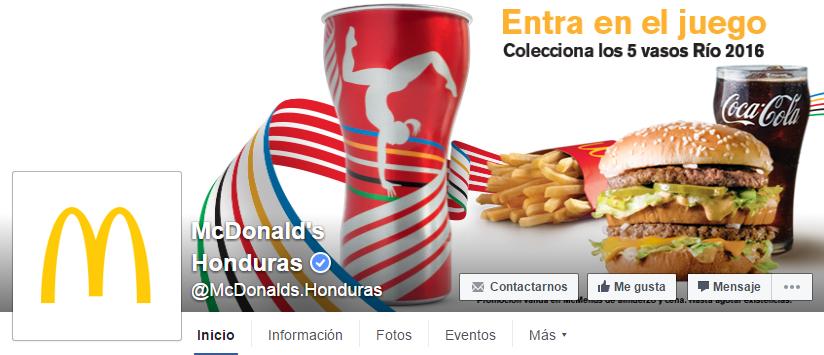 -2 McDonald s Honduras