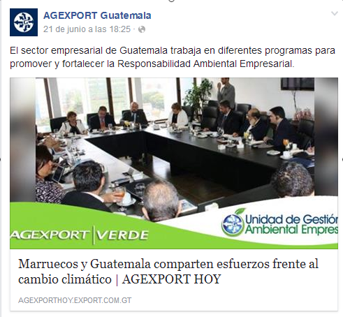 -1 AGEXPORT Guatemala