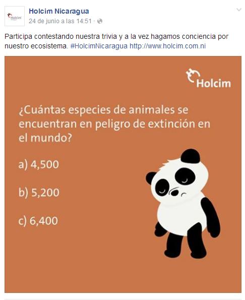 -1 Holcim Nicaragua