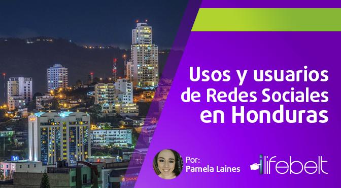 Usuarios y uso de Redes Sociales en Honduras al 2016