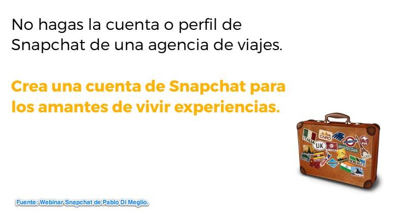 Redes Sociales 101: Cómo Usar Snapchat a Nivel de Empresa.
