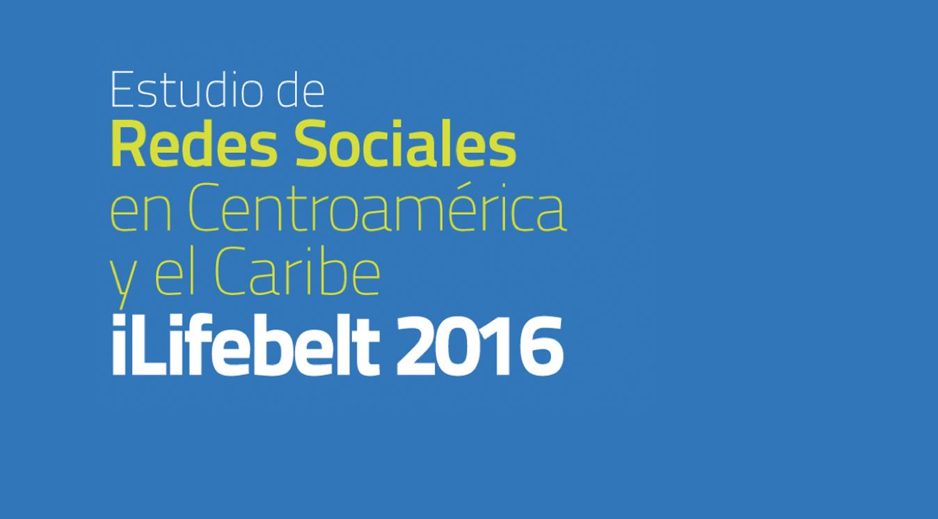 estudio redes sociales ilifebelt 2016