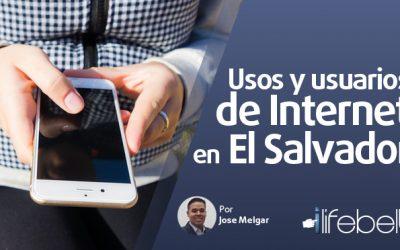 Usuarios y Usos del Internet en El Salvador al 2016