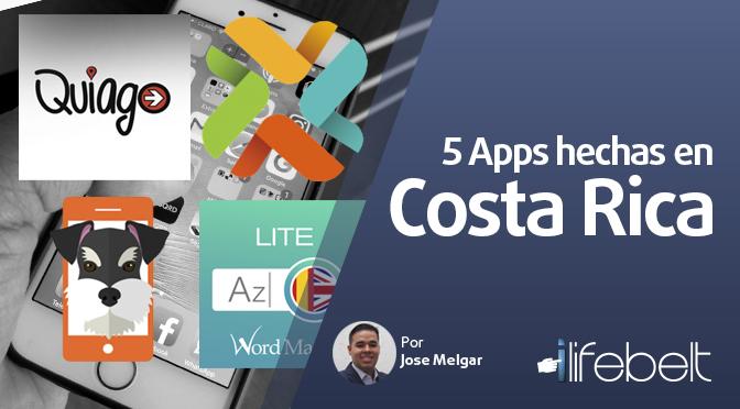 apps desarrolladas en Costa Rica