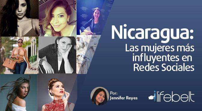 Nicaragua: Las mujeres más influyentes en social media