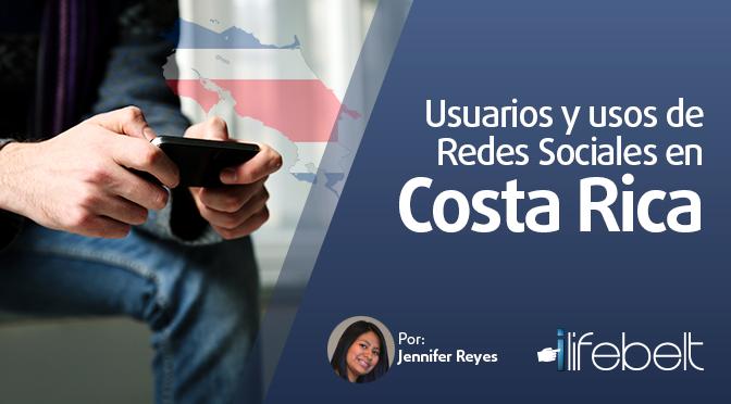 Usuarios y usos de redes sociales en Costa Rica