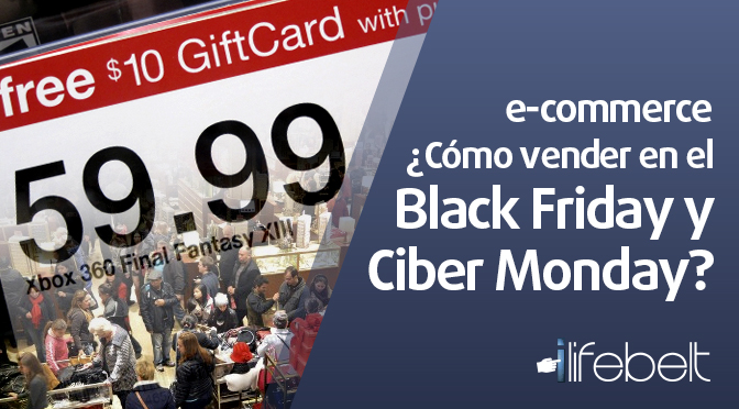 E-commerce: Cómo vender en el Black Friday y el Cyber Monday