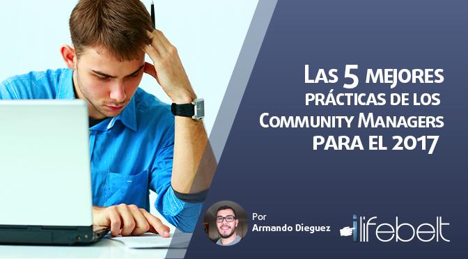 prácticas para los community managers