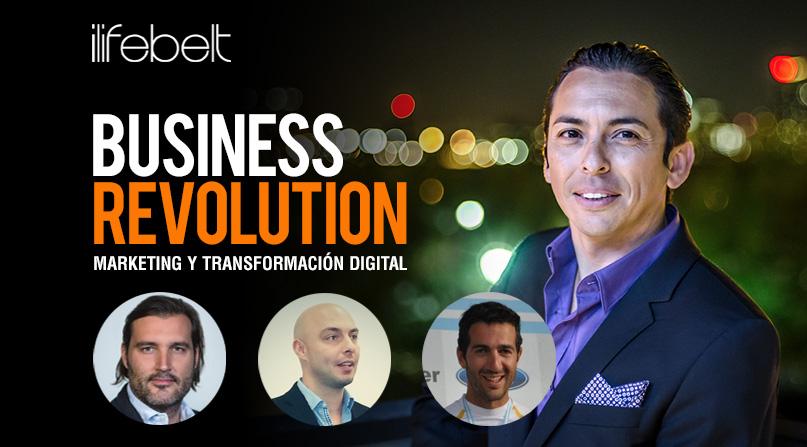 Business Revolution: Evento de Marketing y Transformación Digital en Guatemala, 28 de Febrero de 2017