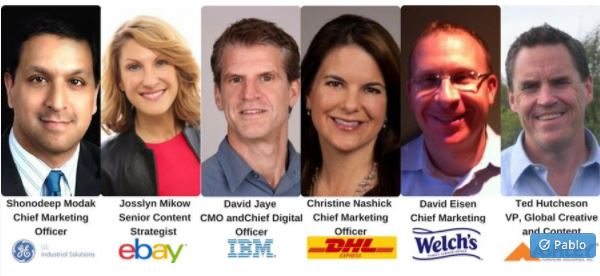 Marketing leadership forum