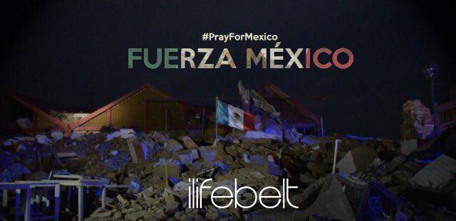 #FuerzaMexico: El terremoto visto desde las redes sociales