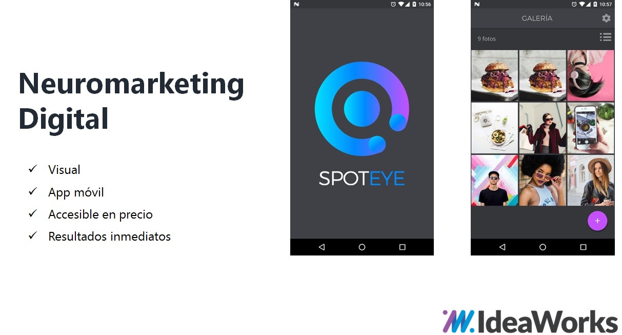 SpotEye: el tercer lugar en las mejores apps de Guatemala