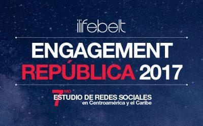 Lanzamiento 7ma. Edición del Estudio Anual de Redes Sociales de Centroamérica y el Caribe