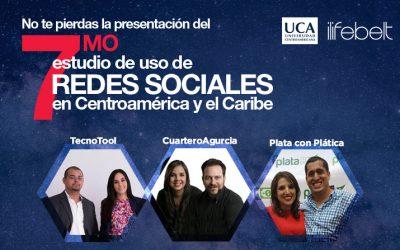 Presentación de Estudio de iLifebelt 2018 en Nicaragua