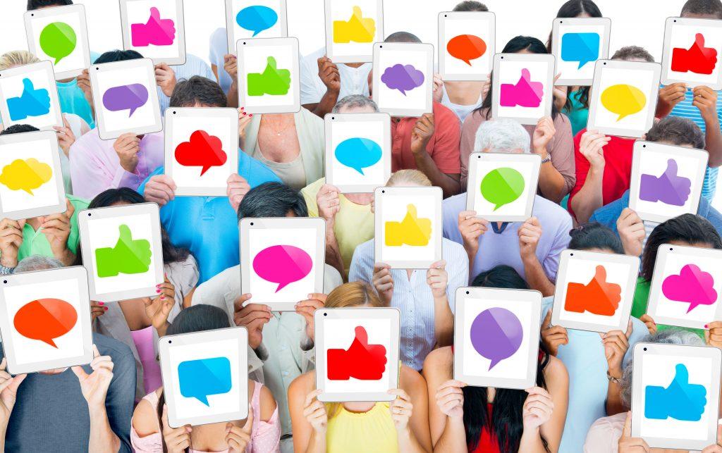 impacto en redes sociales
