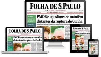 Folha ha dejado de publicar contenido en facebook