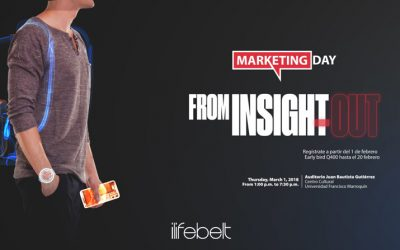 Marketing Day, From Insight Out, Guatemala, 1 de Marzo 2018