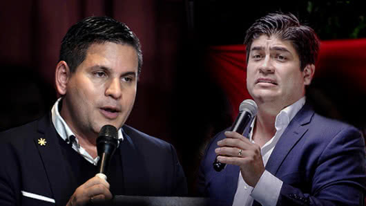 medios digitales en las elecciones de Costa Rica