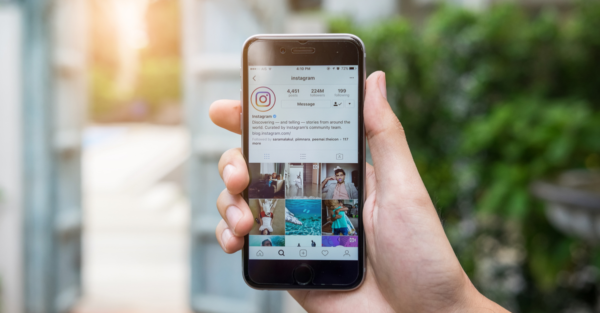 uso de instagram a nivel mundial