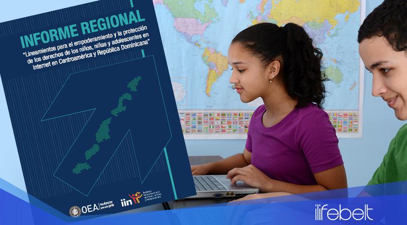 Informe OEA: Brecha Digital en los niños y niñas de Centroamérica y República Dominicana