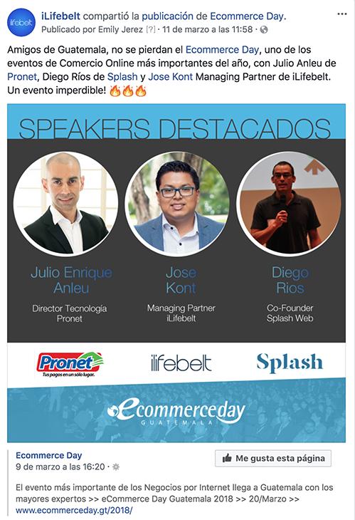 eCommerce Day Guatemala