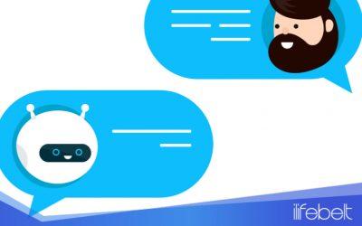 inteligencia artificial por medio de chatbots