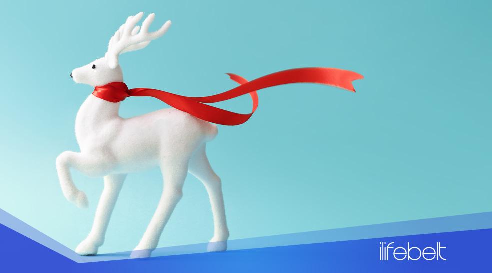 Shutterstock presenta estas inusuales imágenes de Navidad