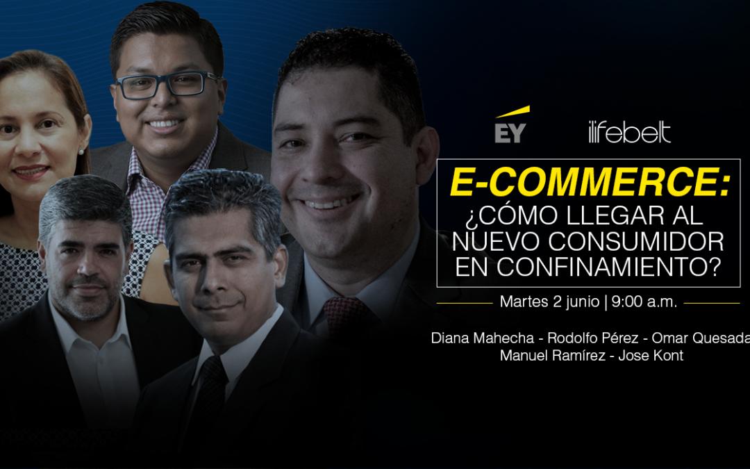E-commerce: ¿cómo llegar al nuevo consumidor en confinamiento? [webinar]