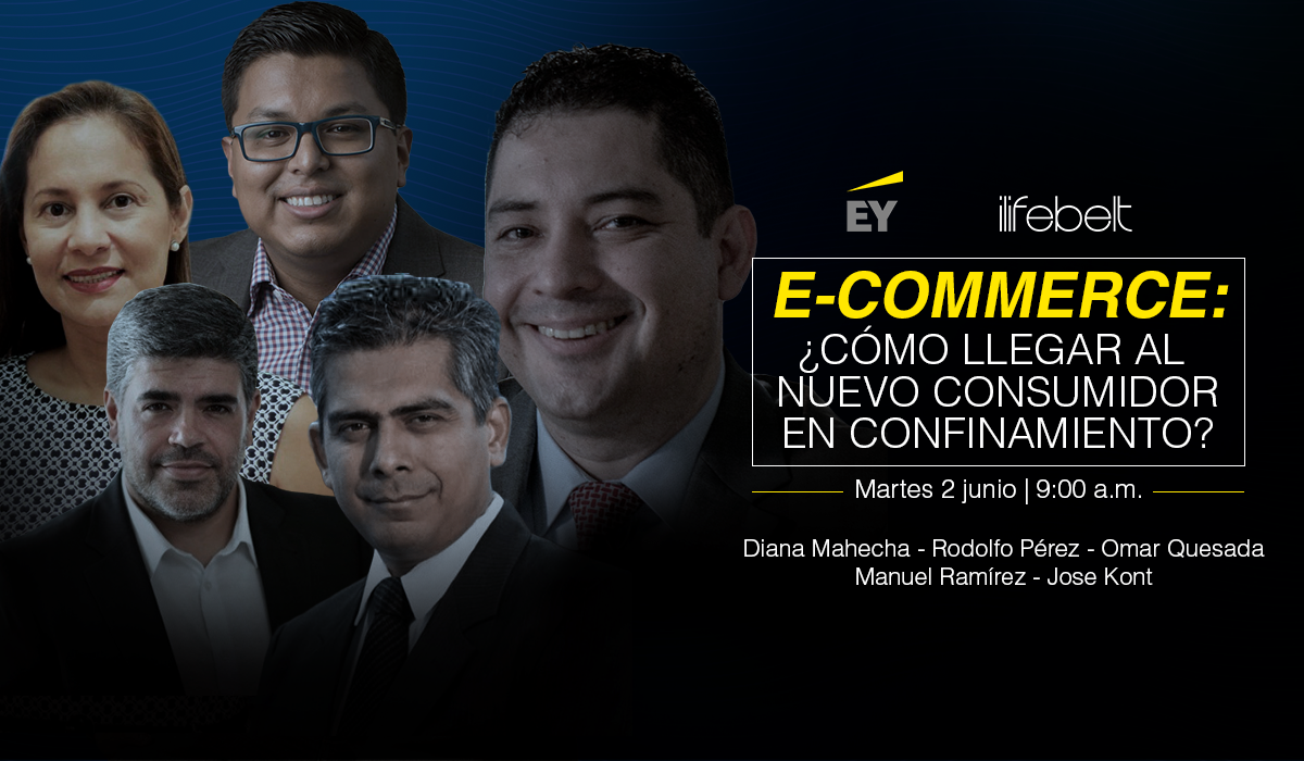 Conferencia EY - iLifebelt