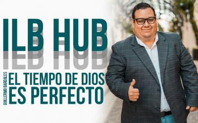 """Guillermo Bardales: """"el tiempo de Dios es perfecto"""""""