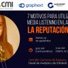 [Webinar] 7 Claves de Social Media Listening en Reputación Digital