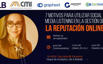 7 Claves de Social Media Listening en Reputación Digital